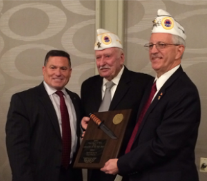 American Legion Legislator of the Year, 2018